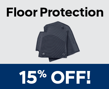 Floor Protection – 15% OFF!!